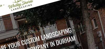 Whitby Shores Landscaping Project Thumbnail